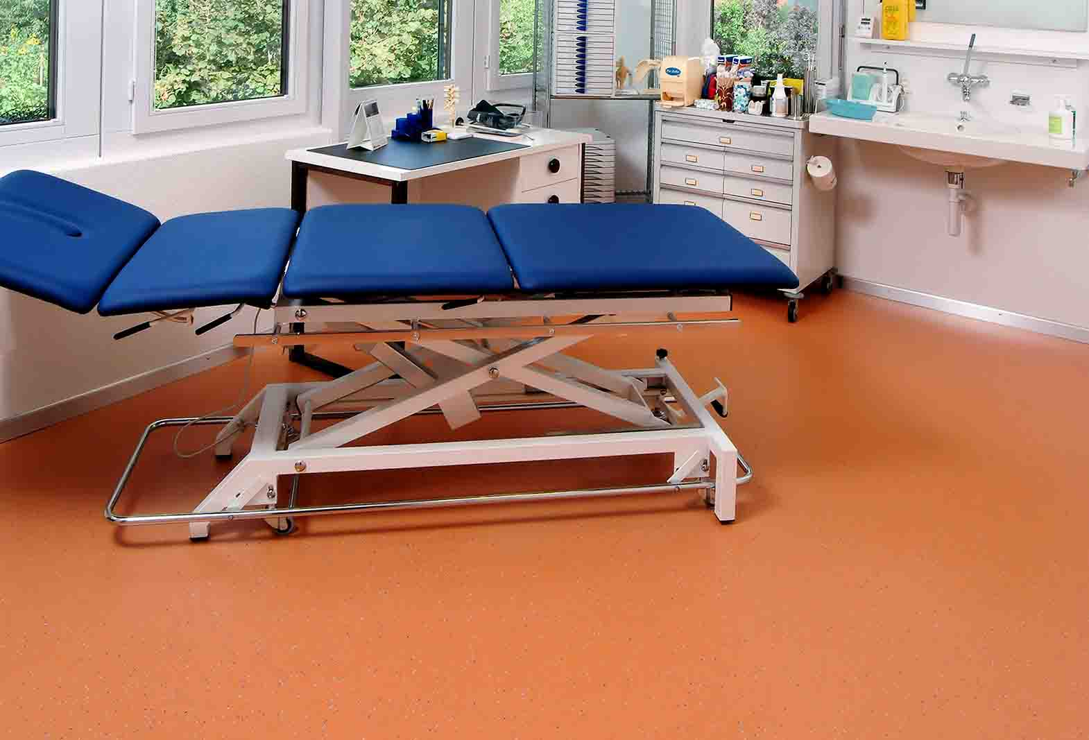 ROWOPUR - Polyutrethanbelag Arztpraxis Oehler, Büren a.A