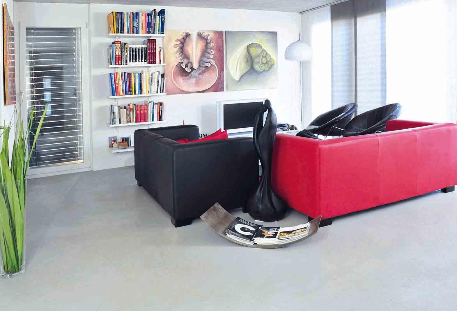 ROWODECO - Zementspachtelbelag Architektur-Design